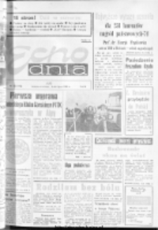 "Echo Dnia : dziennik RSW ""Prasa-Książka-Ruch"" 1974, R.4, nr 166"