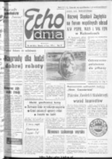 "Echo Dnia : dziennik RSW ""Prasa-Książka-Ruch"" 1974, R.4, nr 168"