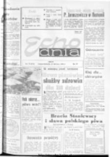 "Echo Dnia : dziennik RSW ""Prasa-Książka-Ruch"" 1974, R.4, nr 178"