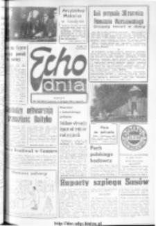 "Echo Dnia : dziennik RSW ""Prasa-Książka-Ruch"" 1974, R.4, nr 182"