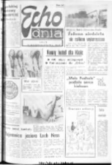 "Echo Dnia : dziennik RSW ""Prasa-Książka-Ruch"" 1974, R.4, nr 186"