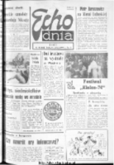 "Echo Dnia : dziennik RSW ""Prasa-Książka-Ruch"" 1974, R.4, nr 193"