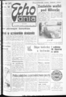 "Echo Dnia : dziennik RSW ""Prasa-Książka-Ruch"" 1974, R.4, nr 194"