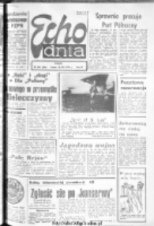 "Echo Dnia : dziennik RSW ""Prasa-Książka-Ruch"" 1974, R.4, nr 205"