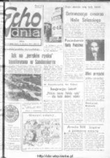 "Echo Dnia : dziennik RSW ""Prasa-Książka-Ruch"" 1974, R.4, nr 219"