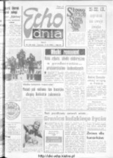 "Echo Dnia : dziennik RSW ""Prasa-Książka-Ruch"" 1974, R.4, nr 224"