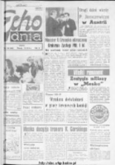 "Echo Dnia : dziennik RSW ""Prasa-Książka-Ruch"" 1974, R.4, nr 234"