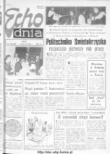 "Echo Dnia : dziennik RSW ""Prasa-Książka-Ruch"" 1974, R.4, nr 235"
