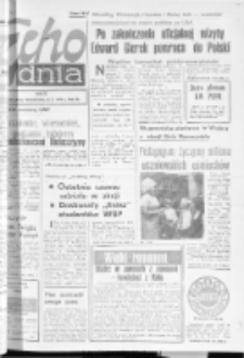"Echo Dnia : dziennik RSW ""Prasa-Książka-Ruch"" 1974, R.4, nr 245"