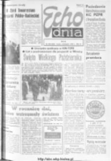 "Echo Dnia : dziennik RSW ""Prasa-Książka-Ruch"" 1974, R.4, nr 265"