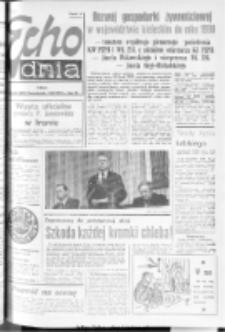 "Echo Dnia : dziennik RSW ""Prasa-Książka-Ruch"" 1974, R.4, nr 269"