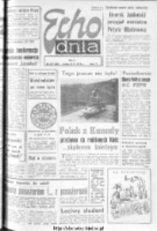 "Echo Dnia : dziennik RSW ""Prasa-Książka-Ruch"" 1974, R.4, nr 277"