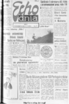 "Echo Dnia : dziennik RSW ""Prasa-Książka-Ruch"" 1974, R.4, nr 278"