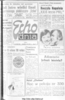 "Echo Dnia : dziennik RSW ""Prasa-Książka-Ruch"" 1974, R.4, nr 290"