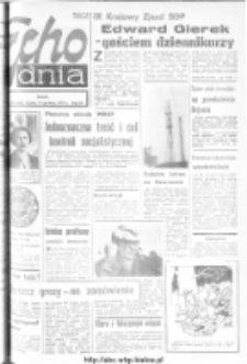 "Echo Dnia : dziennik RSW ""Prasa-Książka-Ruch"" 1974, R.4, nr 297"