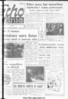 "Echo Dnia : dziennik RSW ""Prasa-Książka-Ruch"" 1974, R.4, nr 300"