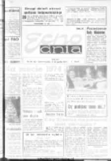 "Echo Dnia : dziennik RSW ""Prasa-Książka-Ruch"" 1974, R.4, nr 304"