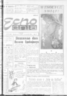 "Echo Dnia : dziennik RSW ""Prasa-Książka-Ruch"" 1974, R.4, nr 306-7"
