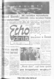 "Echo Dnia : dziennik RSW ""Prasa-Książka-Ruch"" 1975, nr 14"