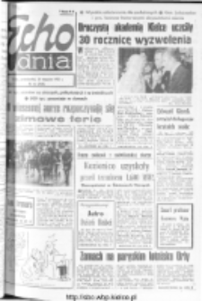 "Echo Dnia : dziennik RSW ""Prasa-Książka-Ruch"" 1975, nr 16"