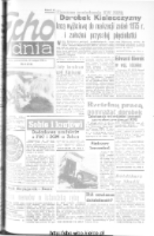 "Echo Dnia : dziennik RSW ""Prasa-Książka-Ruch"" 1975, nr 34"