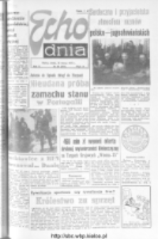 "Echo Dnia : dziennik RSW ""Prasa-Książka-Ruch"" 1975, nr 60"