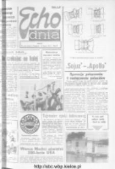 "Echo Dnia : dziennik RSW ""Prasa-Książka-Ruch"" 1975, nr 156"