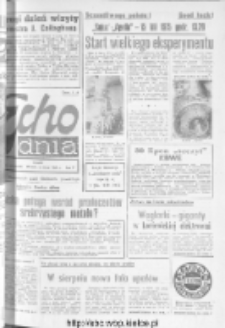 "Echo Dnia : dziennik RSW ""Prasa-Książka-Ruch"" 1975, nr 159"
