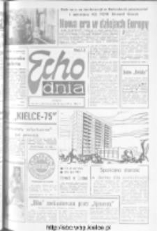 "Echo Dnia : dziennik RSW ""Prasa-Książka-Ruch"" 1975, nr 171"