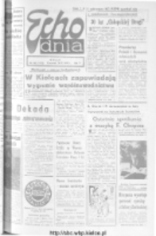 "Echo Dnia : dziennik RSW ""Prasa-Książka-Ruch"" 1975, nr 242"