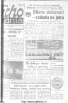 "Echo Dnia : dziennik RSW ""Prasa-Książka-Ruch"" 1975, nr 256"