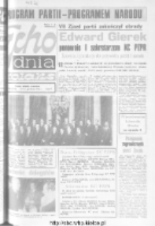 "Echo Dnia : dziennik RSW ""Prasa-Książka-Ruch"" 1975, nr 279"