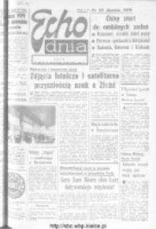 "Echo Dnia : dziennik RSW ""Prasa-Książka-Ruch"" 1975, nr 280"