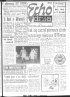 "Echo Dnia : dziennik RSW ""Prasa-Książka-Ruch"" 1976, nr 271"