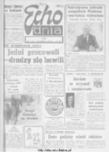 "Echo Dnia : dziennik RSW ""Prasa-Książka-Ruch"" 1977, R.7, nr 1"