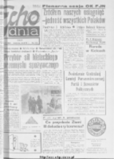 "Echo Dnia : dziennik RSW ""Prasa-Książka-Ruch"" 1977, R.7, nr 9"