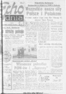 "Echo Dnia : dziennik RSW ""Prasa-Książka-Ruch"" 1977, R.7, nr 44"