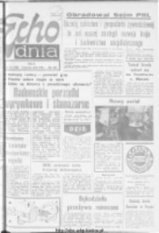 "Echo Dnia : dziennik RSW ""Prasa-Książka-Ruch"" 1977, R.7, nr 72"