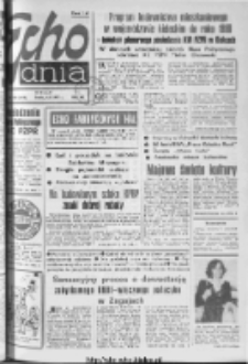 "Echo Dnia : dziennik RSW ""Prasa-Książka-Ruch"" 1977, R.7, nr 100"