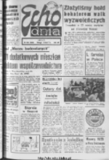 "Echo Dnia : dziennik RSW ""Prasa-Książka-Ruch"" 1977, R.7, nr 104"