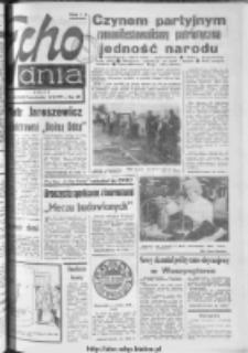 "Echo Dnia : dziennik RSW ""Prasa-Książka-Ruch"" 1977, R.7, nr 109"