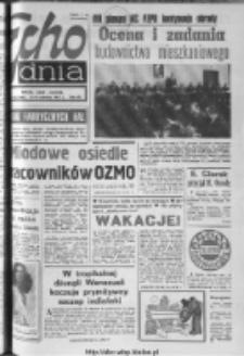 "Echo Dnia : dziennik RSW ""Prasa-Książka-Ruch"" 1977, R.7, nr 128"