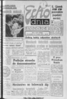 "Echo Dnia : dziennik RSW ""Prasa-Książka-Ruch"" 1977, R.7, nr 136"