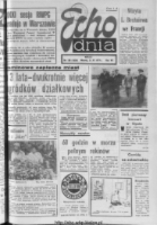 "Echo Dnia : dziennik RSW ""Prasa-Książka-Ruch"" 1977, R.7, nr 138"