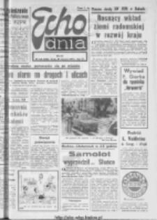 "Echo Dnia : dziennik RSW ""Prasa-Książka-Ruch"" 1977, R.7, nr 145"