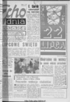 "Echo Dnia : dziennik RSW ""Prasa-Książka-Ruch"" 1977, R.7, nr 164"