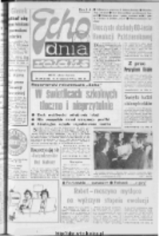 "Echo Dnia : dziennik RSW ""Prasa-Książka-Ruch"" 1977, R.7, nr 204"