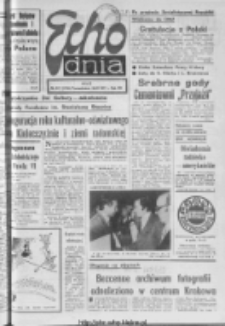 Echo Dnia : dziennik RSW "Prasa-Książka-Ruch" 1977, R.7, nr 217