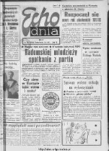 "Echo Dnia : dziennik RSW ""Prasa-Książka-Ruch"" 1977, R.7, nr 223"