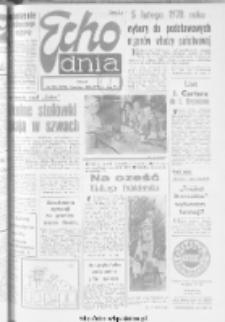 "Echo Dnia : dziennik RSW ""Prasa-Książka-Ruch"" 1977, R.7, nr 254"